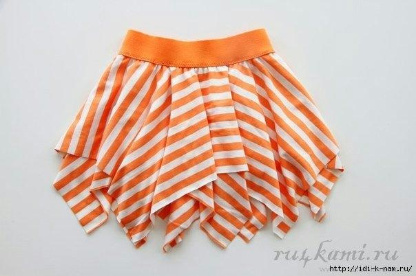 как сшить юбку солнце для девочки, юбка солнце для девочки мастер класс,