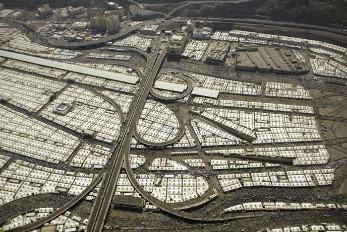 палаточный город мина саудовская аравия 4 (700x467, 403Kb)