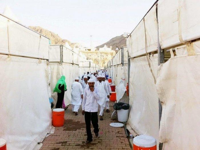 палаточный город мина саудовская аравия 6 (700x524, 222Kb)