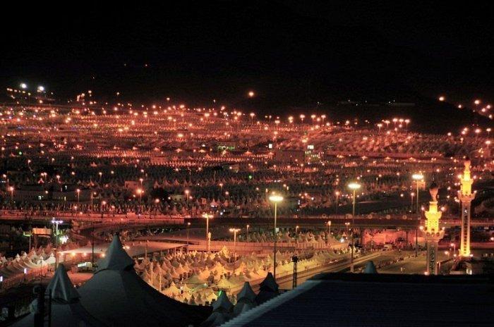 палаточный город мина саудовская аравия 10 (700x464, 272Kb)