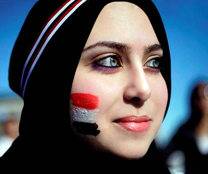 Russian girls in egypt