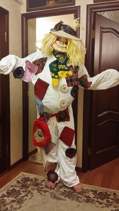 Детский костюм страшилы