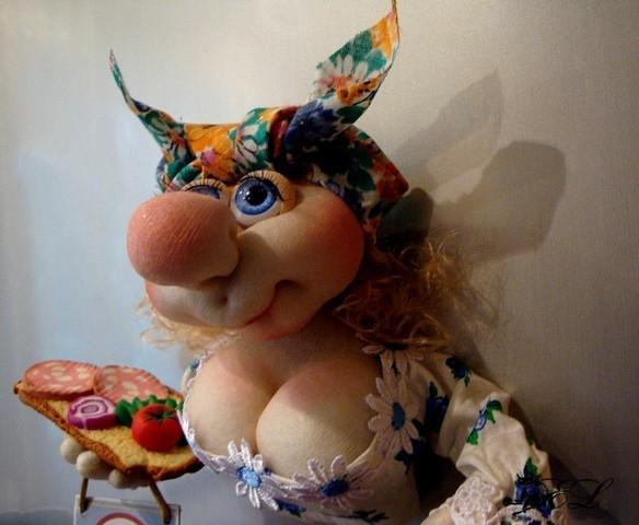 Мастер класс кукол попиков лаврентьевой