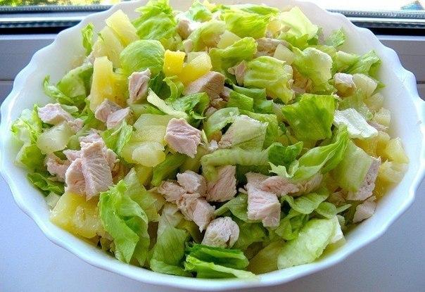 Очень легкий и не менее вкусный салатик (604x415, 69Kb)
