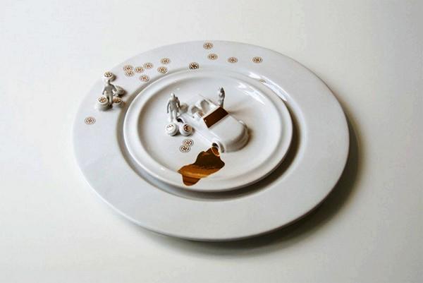 коллекция дизайнерской посуды Five Stars Crockery 4 (600x401, 121Kb)