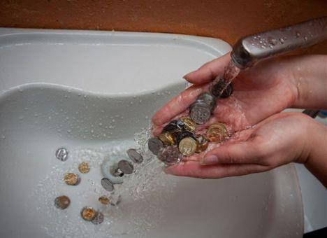 В Украине подняли тарифы на воду!