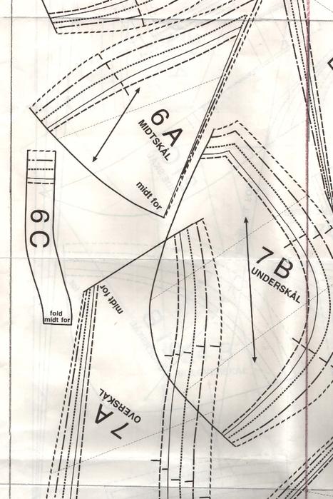 Как сшить бюстгальтер из кружева выкройка 91