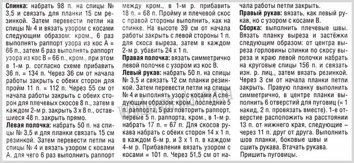 zhenskij-zhaket-spitsami-s-uzorom-iz-kos-opisanie (700x323, 218Kb)