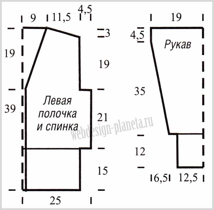 zhenskij-zhaket-spitsami-s-uzorom-iz-kos-vykrojka (700x685, 146Kb)