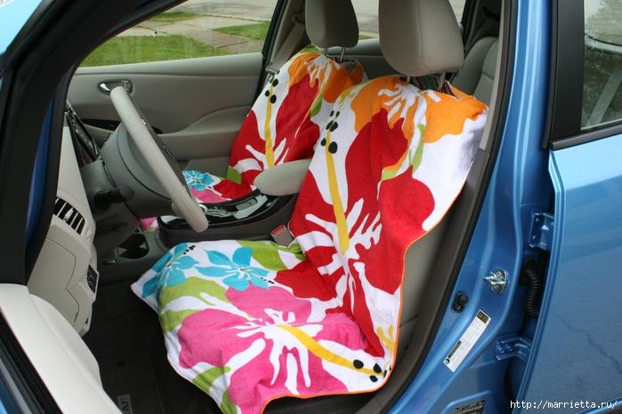 Съемные чехлы для сидений автомобиля - шьем сами (25) (700x466, 270Kb)