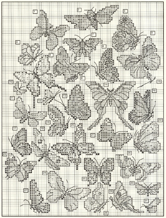 63_Butterflies_MirKnig.com_2 (534x700, 539Kb)