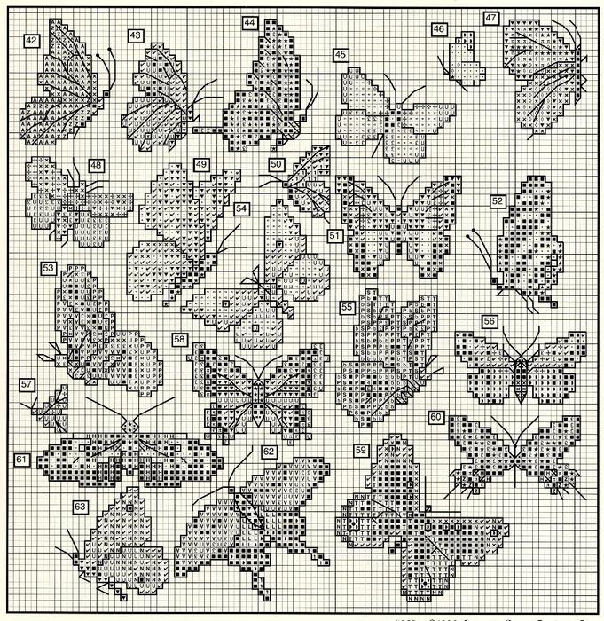63_Butterflies_MirKnig.com_4 (681x700, 742Kb)