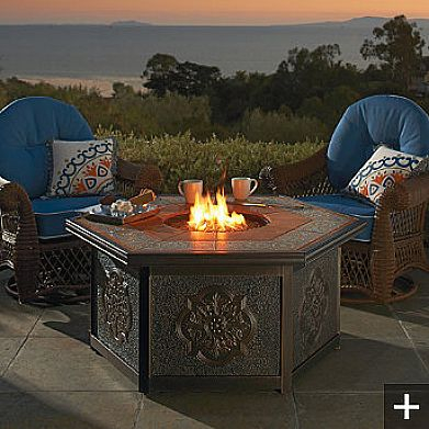 Unique-design-outdoor-gas-fire-pit-and-ideas (391x391, 150Kb)