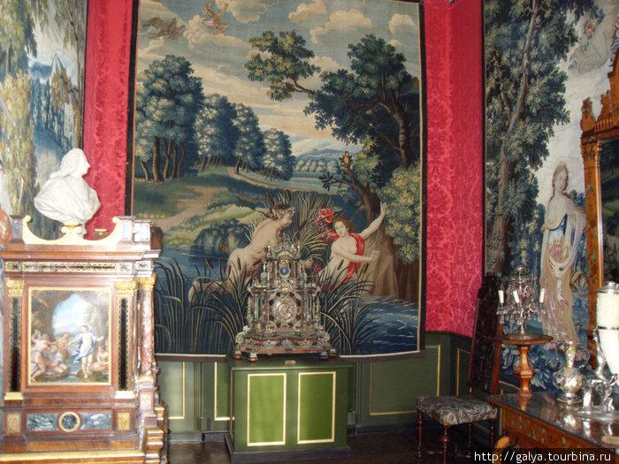 портрет датский замок розенборг будет актуален как