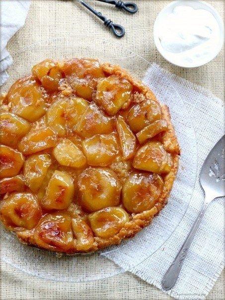 Яблочный пирог вверх дном (453x604, 98Kb)