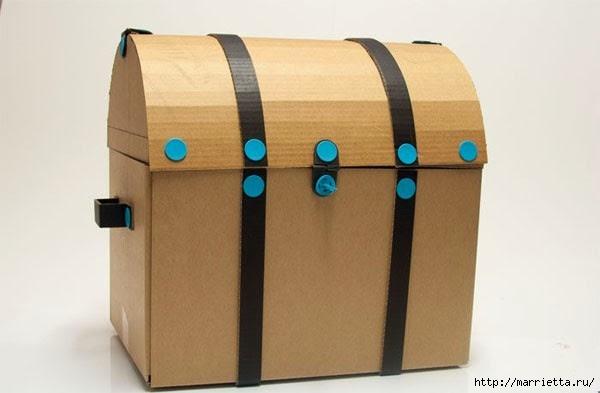 Un tronco de una caja de cartón (3) (600x393, 77Kb)