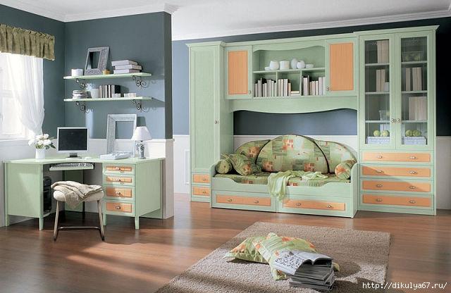 卧室,客厅装修图片,很多适合小户型的公寓