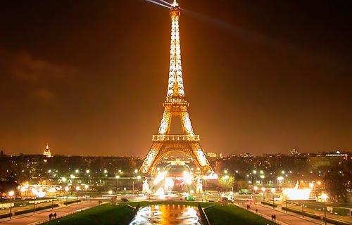 О, Париж, Париж!