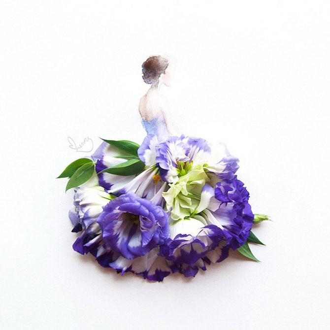 цветочные акварели Лим Чжи Вэй 2 (670x670, 157Kb)