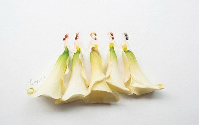 цветочные акварели Лим Чжи Вэй 6 (670x420, 94Kb)