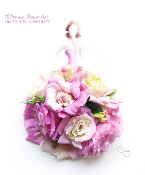 цветочные акварели Лим Чжи Вэй 10 (500x605, 187Kb)