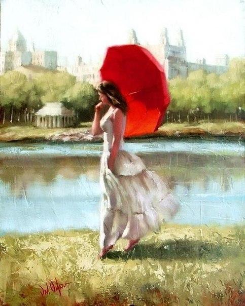 красный зонтик 3 (483x604, 239Kb)