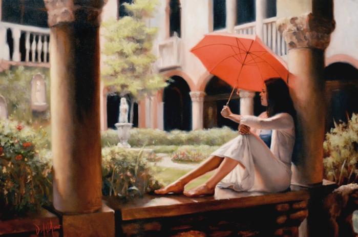 красный зонтик 11 (700x463, 328Kb)