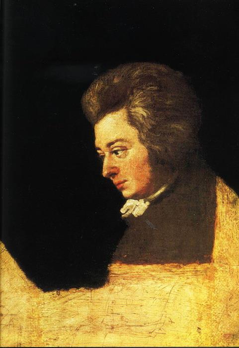 Портрет Моцарта кисти Йозефа Ланге (1789) (481x700, 93Kb)