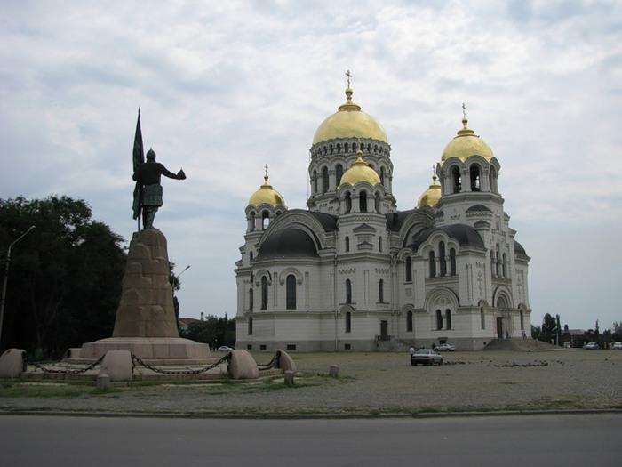 Храм Донских Казаков новочеркасск (700x525, 71Kb)