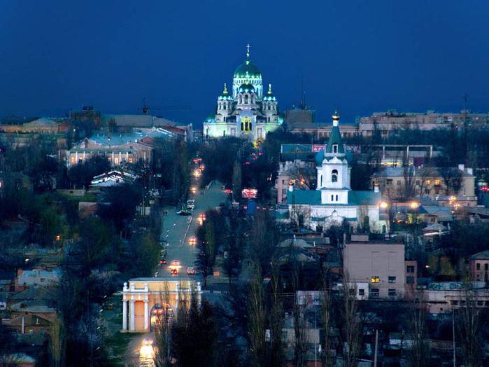 Храм в Новочеркасске (700x524, 127Kb)