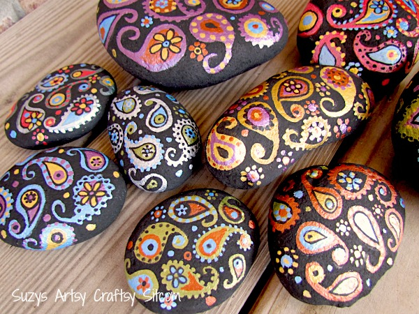 paisley-painted-stones (600x450, 478Kb)