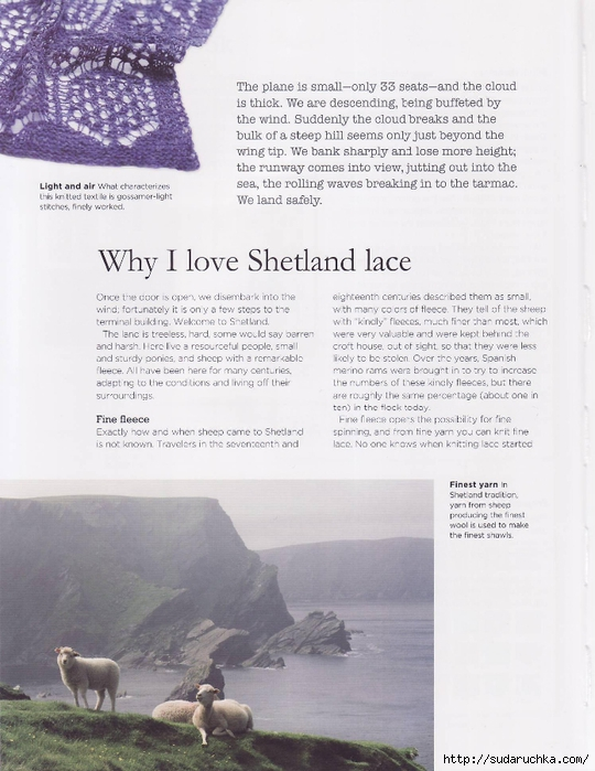 The Magic of Shetland Lace Knitting_9 (540x700, 253Kb)