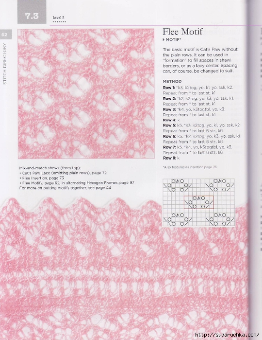 The Magic of Shetland Lace Knitting_63 (540x700, 310Kb)