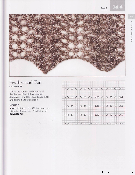 The Magic of Shetland Lace Knitting_100 (540x700, 266Kb)