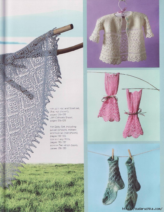 The Magic of Shetland Lace Knitting_124 (540x700, 332Kb)