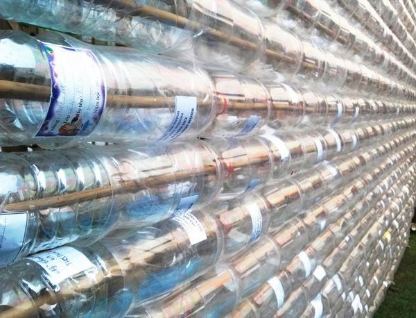Парник из пластиковой бутылки своими руками фото