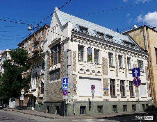 особняк Соловьёва (540x420, 62Kb)