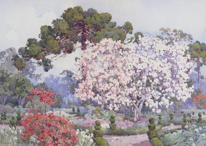Весенние цветы (700x495, 379Kb)