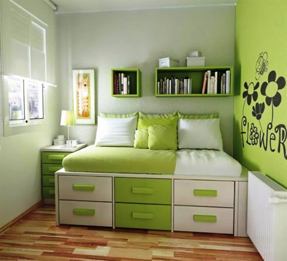 Colorful Teen Girls Bedroom  Design Dazzle
