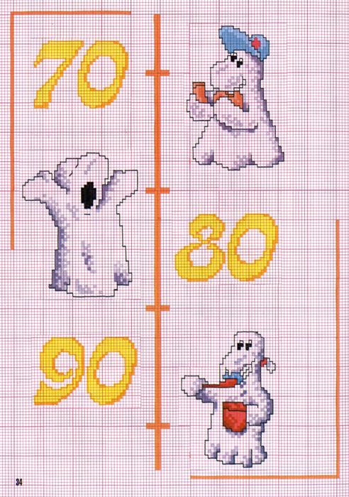 Punto Croce 34 (492x700, 544Kb)