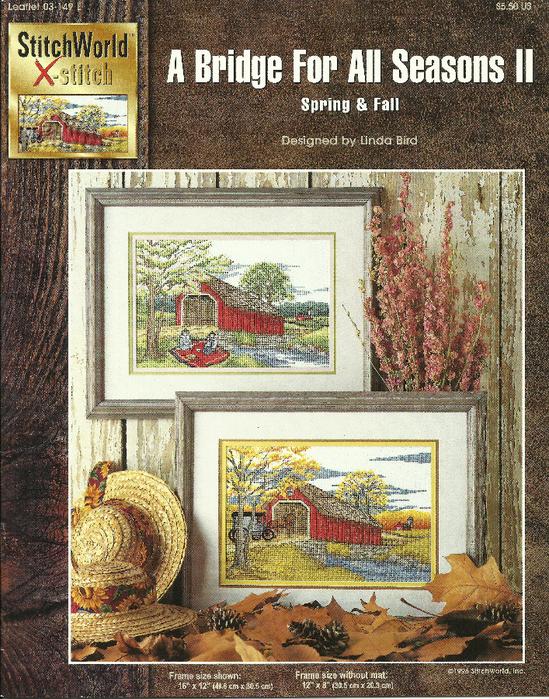 A Bridge For All Seasons II - Stitchworld (549x700, 743Kb)
