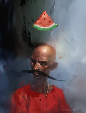 Watermelon_by_ivelin (300x396, 48Kb)