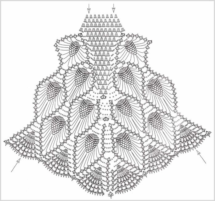 kostyum-bluzon-i-yubka-kryuchkom-s-uzorom-ananasy-shema-3 (700x652, 255Kb)