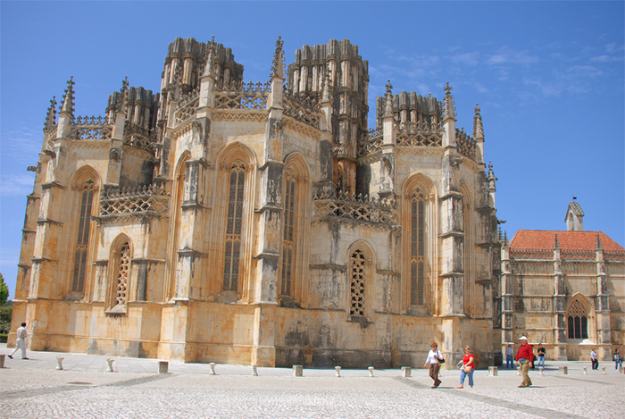 Монастырь Баталья португалия фото 3 (700x469, 474Kb)