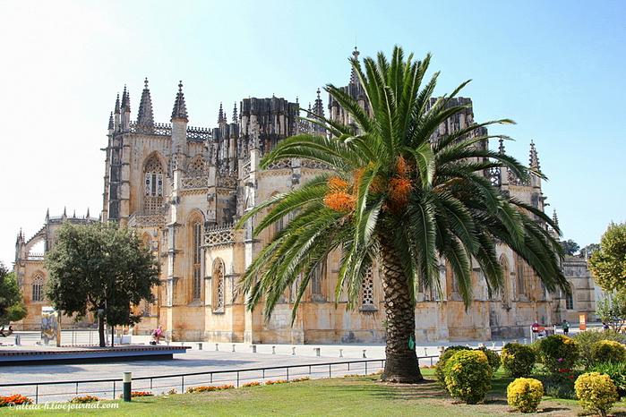 Монастырь Баталья португалия фото 4 (700x466, 478Kb)