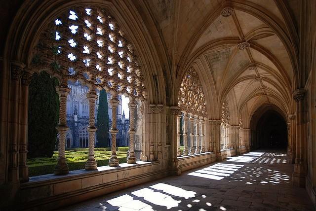Монастырь Баталья португалия фото 8 (640x428, 306Kb)