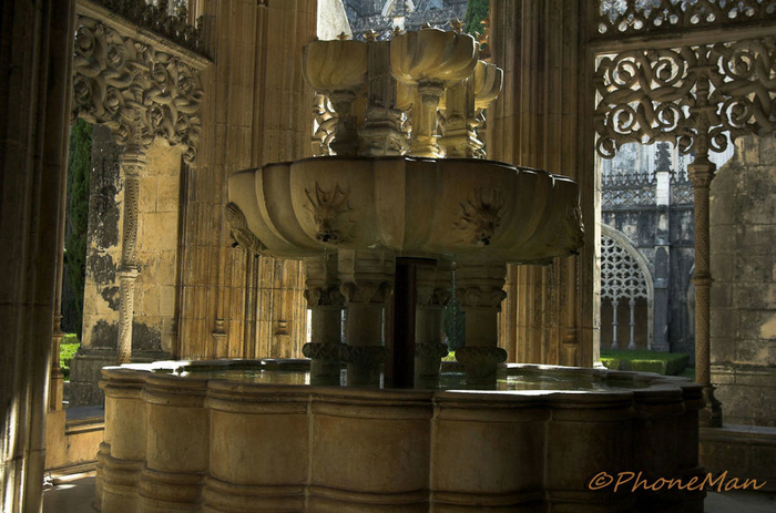 Монастырь Баталья португалия фото 10 (700x463, 383Kb)