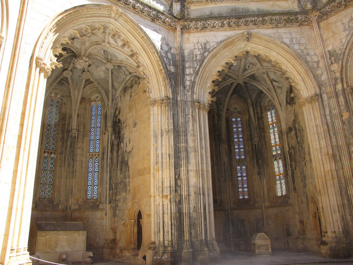 Монастырь Баталья португалия фото 11 (700x525, 460Kb)