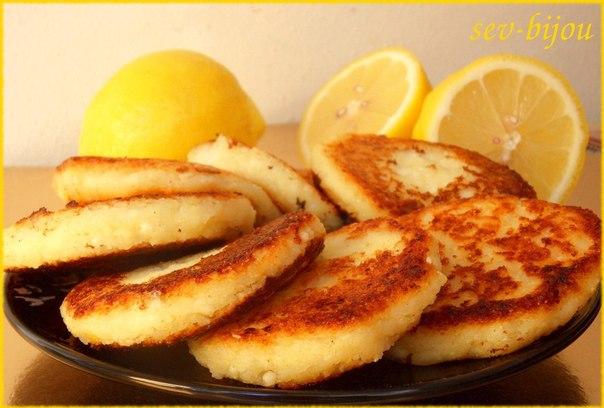 Нежные лимонные сырники (604x408, 52Kb)