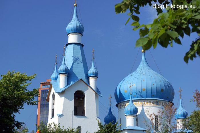 Церковь Рождества Христова в Петербурге